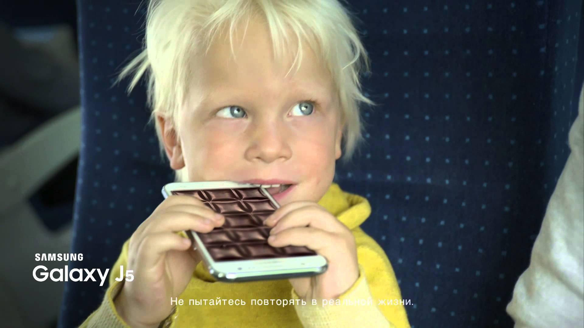 Samsung Galaxy J5 LTE - для самых ярких впечатлений