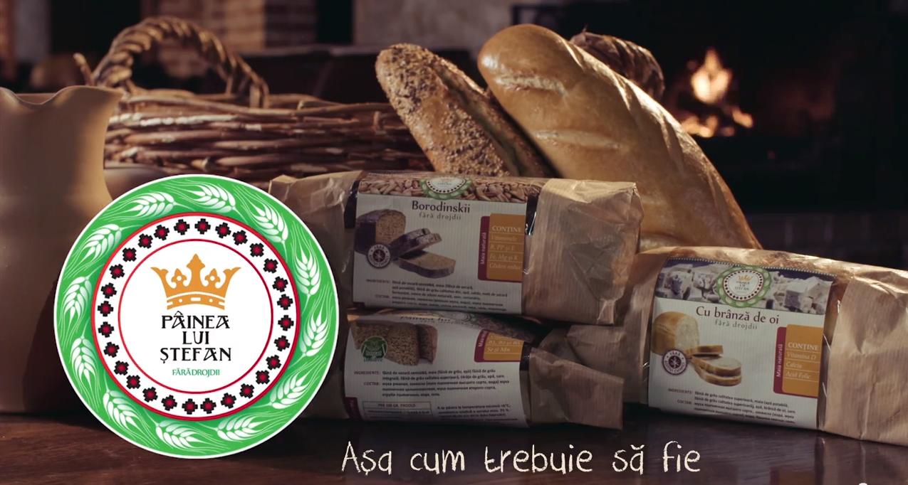 Pâinea lui Ştefan - fără drojdii - aşa cum trebuie să fie